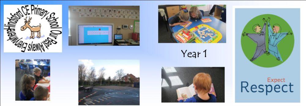 Year 1 Blog